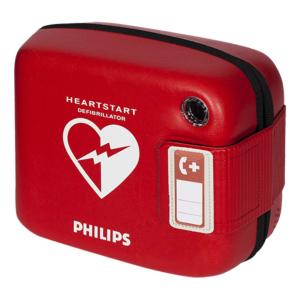 Philips Heartstart FRx draagtas