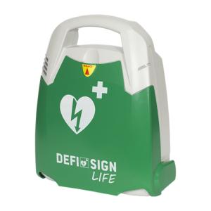 DefiSign LIFE Hjertestarter Fuldautomatisk