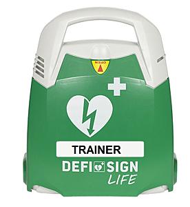DefiSign AED træner