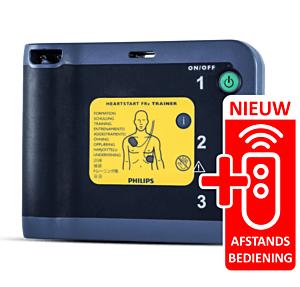 Philips Heartstart FRx AED-trainer met afstandbediening