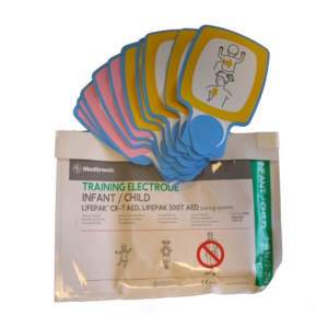 Physio-Control kinder trainingselektrodenset Lifepak CR-Trainer