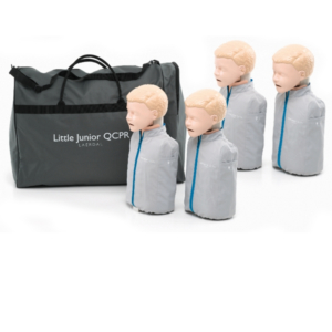 Laerdal Little Junior QCPR (lys hud) 4st