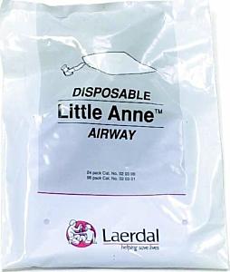 Laerdal Little Anne Luftveje 96 styk