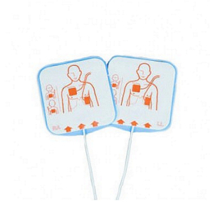 Nihon Kohden træningselektroder