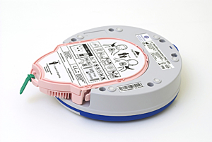 Heartsine Samaritan Pedi-Pak batterij en elektroden voor kinderen